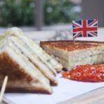British Grilled Cheese
