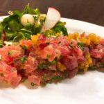 Tuna Tartar Japonaise